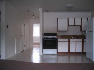 One bedroom unit - Sunny Bank Apartments in Lenox, MA