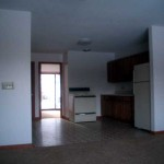 Two bedroom unit at Sunny Bank Apartments, Lenox, MA