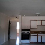 One bedroom unit at Sunny Bank Apartments in Lenox, MA